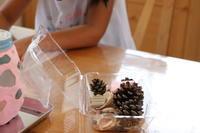 夏休み楽しい~ - 大阪府池田市 幼児造形教室「はるいろクレヨンのブログ」