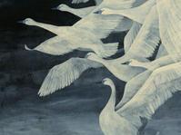 装画イメージ「みにくいアヒルの子」 - vogelhaus note