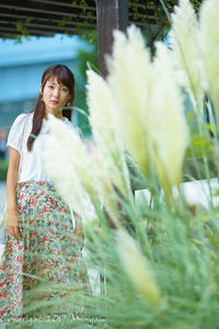Hono Buono! サマー in 汐留 その3 - めぐみ #022 - Mi-yan's PHOTO LIFE blog [PORTRAIT]