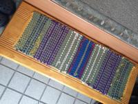 奈良のSさん(別人)はものづくりを楽しむ名人です。 - 手染めと糸のワークショップ
