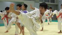 上段廻し蹴り - 子ども空手×杉並 六石門 らいらいブログ