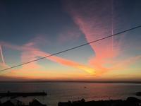 朝、バーナード・リーチの空に会いました。St.Ives - いわおの日々ing・・・夢見る頃がとっくに過ぎ去っても♪・・・