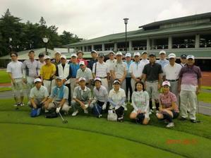 第43回北部地区ゴルフコンペを開催 -
