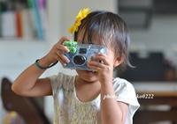 フィルムカメラでプール - nyaokoさんちの家族時間