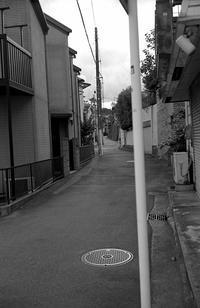 家並み(その6) - そぞろ歩きの記憶