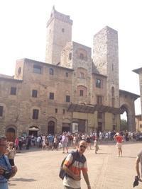 私とバルバラの共通点 - フィレンツェのガイド なぎさの便り