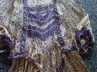 更紗柄のシルクワンピース - LilyのSweet Style