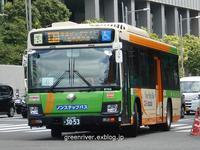 東京都交通局 A-B704 - 注文の多い、撮影者のBLOG