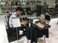 NORIEI×M.mowbray - ルクアイーレ イセタンメンズスタイル シューケア&リペア工房<紳士靴・婦人靴のケア&修理>