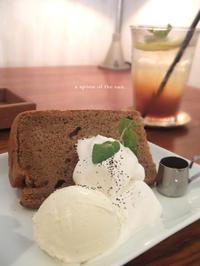 quatre cafe@大宮(5) -  小さじいっぱいのたいよう