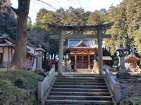 福知山市土地区の神社 - ほぼ時々 K'Chan Blog