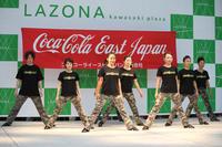 ラゾーナ川崎 ダンスイベント【1】 - 写真の記憶