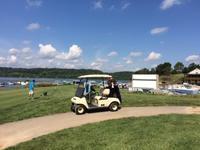湖畔のゴルフ場 Harbor Links at Sagamore Resort - しんしな亭 in シンシナティ ブログ