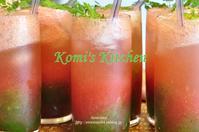おいしいテーブル@Komi's Kitchen **追記あり** - Awesome!