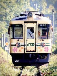 夏の日 - 今日も丹後鉄道