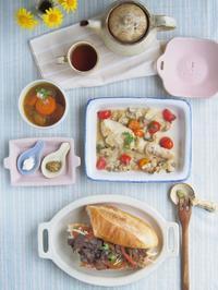 しっかり朝ごはん - 陶器通販・益子焼 雑貨手作り陶器のサイトショップ 木のねのブログ