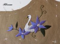 ときどき フランス刺繍 - Bloom のんびり日記