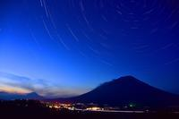 夜の羊蹄山 - Images of the North