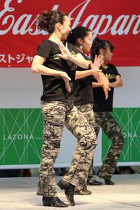 ラゾーナ川崎 ダンスイベント【3】 - 写真の記憶