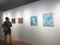 New York展 2017 - Yuri Miyamoto web個展。