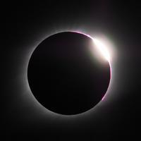 北米皆既日蝕 - おてがる星見すたいる