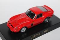 1/64 GRANI&PARTNERS Ferrari 250 GTO 1962 - 1/87 SCHUCO & 1/64 KYOSHO ミニカーコレクション byまさーる