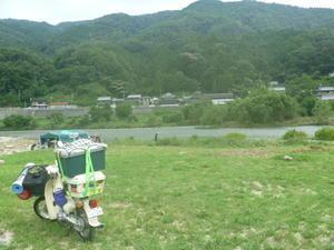 二泊三日のソロキャンプ『また!笠置キャンプ場へ』 -