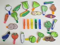 改めましてベジバッジ!野菜の日に野菜保存にラベリングのご提案♪ - 山口県下関市 の 整理収納アドバイザー           村田さつき の 日々、いろいろうろうろごそごそ