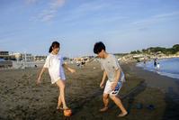170828片瀬東浜海岸(2) - 一人の読者との対話