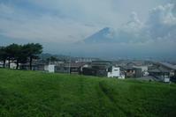 海抜0m田子の浦から富士山山頂へ(村山古道を歩く)その1 (2017/08/23-26) - まるさん徒歩PHOTO 3:SLやまぐち号・山風景など…。 (2015~)