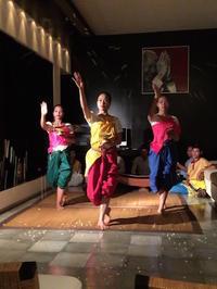 Madam Sokham のクメールダンスパフォーマンス  - mayumin blog 2