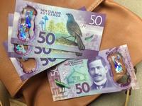 ニュージーランドのお札 / New Zealand's Banknotes - アメリカからニュージーランドへ