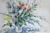 koujiさんの絵「花」 - greensleeves.poplar