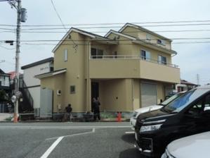横浜市旭区のソーラーサーキットの家竣工 -