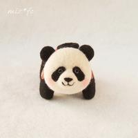パンダの乗り物 - miz-fc