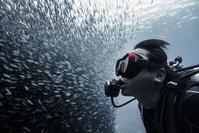 水中自撮り - Sea of Saipan <Final Season>