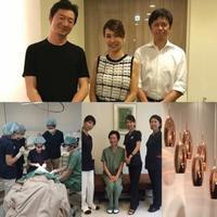 埋没法(ツルキリ変法)の経過観察~神戸・大阪での夏休みの勉強会 - 美への階段~仙台発 よだ形成外科クリニックがお届けします 美容外科・形成外科・美容整形ブログ