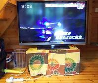 「南漢山城」三人の変身!+「ミスターサンシャイン」の事情2+我が家の変身!8/28(月) - あばばいな~~~。