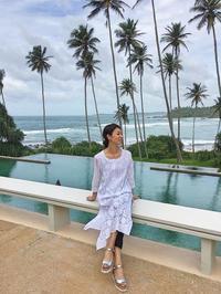 スリランカの旅~スリランカ最南端「アマンウェラ」✨ - 八巻多鶴子が贈る 華麗なるジュエリー・デイズ
