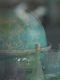 地球儀 - 節操のない写真館