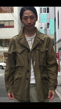 秋のミリタリーも本格始動!(T.W.神戸店) - magnets vintage clothing コダワリがある大人の為に。