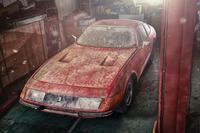 日本の車庫で眠っていた、世界に1台のアルミ製ボディを持つフェラーリ「365 GTB/4 デイトナ」 - Vintage-Watch&Car ♪