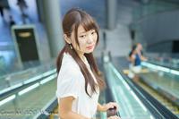 Hono Buono! サマー in 汐留 その5 - めぐみ #024 - Mi-yan's PHOTO LIFE blog [PORTRAIT]
