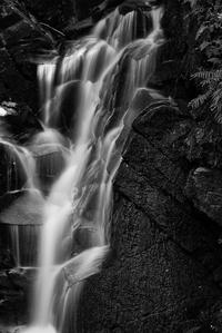 濡れた岩の描写  /  NIKON AF-S NIKKOR 24-120mm f/4G ED VR - HarQ Photography