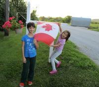 カナダ、オンタリオ州へ①:1日目 ホストファミリーに再会! - 我が家は国連家族