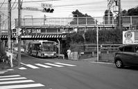 町中の鉄道橋 - そぞろ歩きの記憶