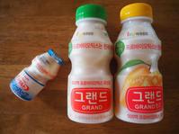 おいしい韓国のヤクルト&マンゴー味♡ - さくらの気持ちとsuper Seoul♪~ソウル旅行と美容LOVE~