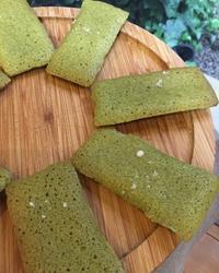和泉式抹茶フィナンシェ - 調布の小さな手作りお菓子・パン教室 アトリエタルトタタン