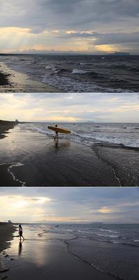 2017/08/29(TUE) オンショアの朝 - SURF RESEARCH