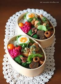 ササミのから揚げ梅紫蘇風味 ✿ ('-';Aダイエット食♪ - **  mana's Kitchen **
